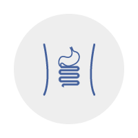 Upper gastrointestinal surgery icon